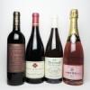 《在庫限り・限定10セット》飲み頃フランス古酒3本とロゼ・シャンパーニュ 4本セット